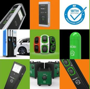 Rolec electric vehicle charge points