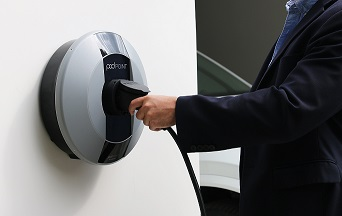 EV charge point installation