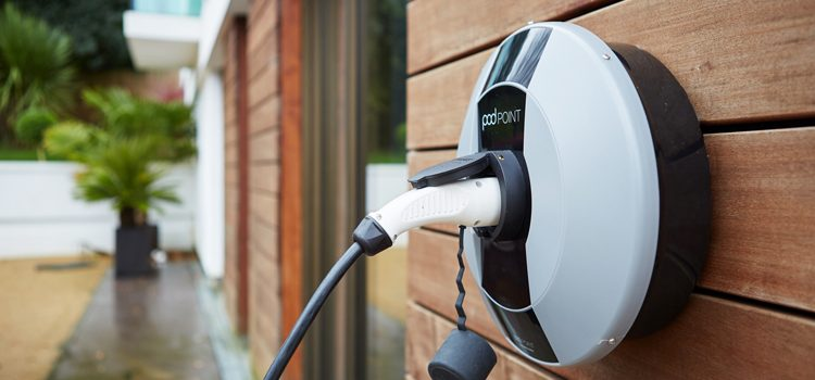EV charge point installations in Kent, Sussex, Surrey and London