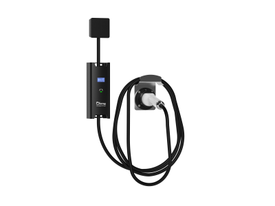 Ohme EV charge point